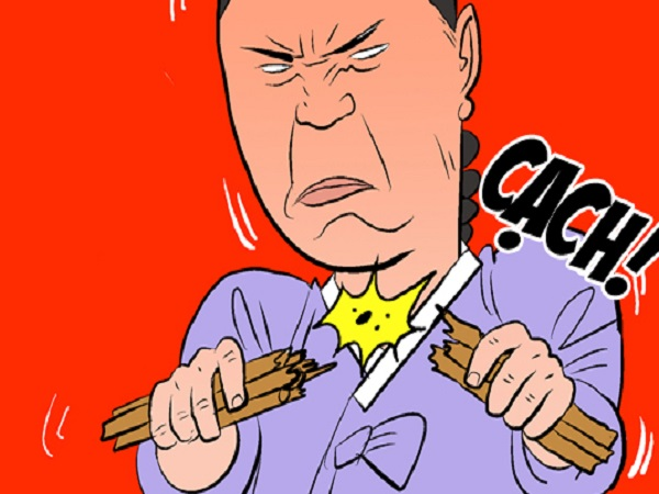 Điềm báo gãy đũa là gì? có xui không?