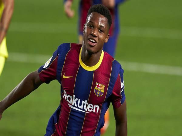 Ansu Fati - cầu thủ trẻ xuất sắc nhất thế giới thời điểm hiện nay