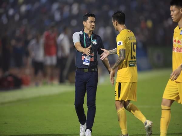 Bóng đá VN 13/4: HAGL mất kỷ lục sạch lưới V.League vì Nam Định