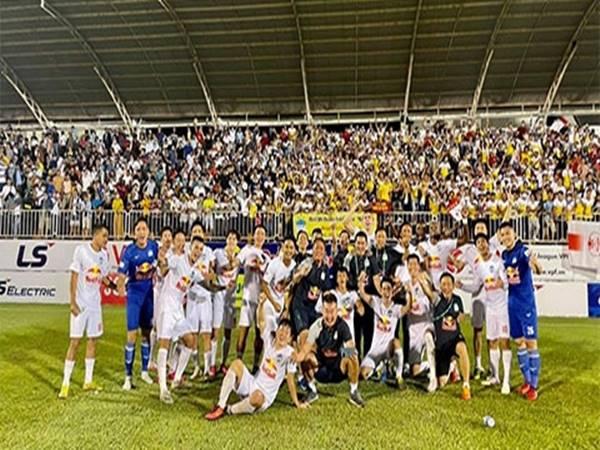 Bóng đá VN 21/4: Đánh bại Hà Nội, HAGL lập tức được thưởng lớn