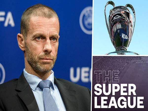 Bóng đá QT 8/5: UEFA ra án phạt cho các CLB tham gia Super League
