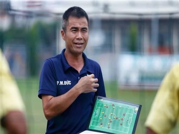 Bóng đá Việt Nam ngày 7/5: HLV Phạm Minh Đức trở lại Hà Nội