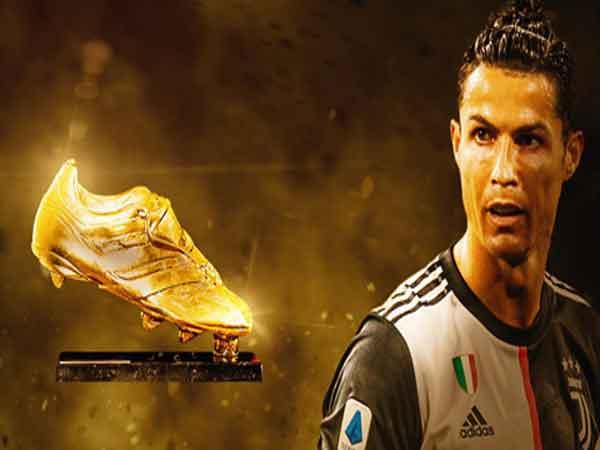 Chiếc giày vàng châu Âu 2021