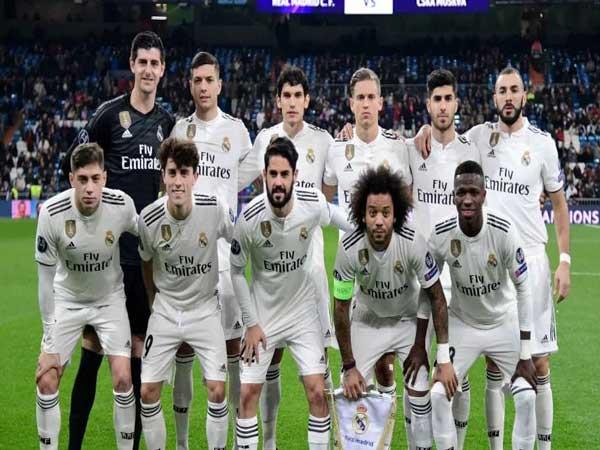 Câu lạc bộ Real Madrid – đội bóng vô địch C1 nhiều nhất
