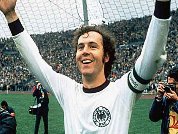 Huyền thoại bóng đá Đức - Franz Anton Beckenbauer