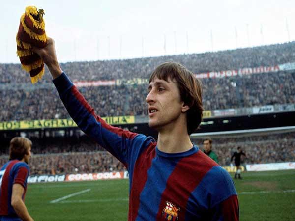 Huyền thoại bóng đá Hà Lan - Johan Cruyff