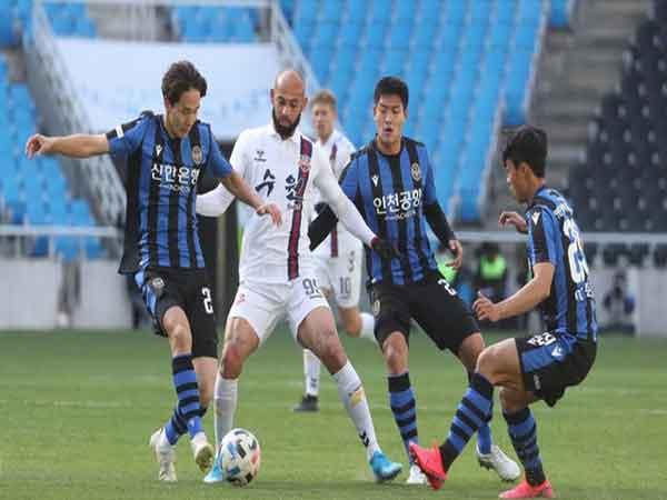 Thành tích của các đội tại K League 1