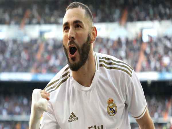 Top ghi bàn C1 - Karim Benzema