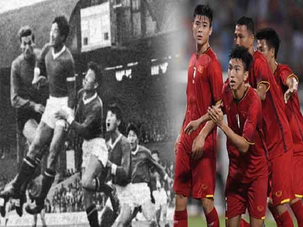 Lịch sử phát triển của bóng đá Việt Nam