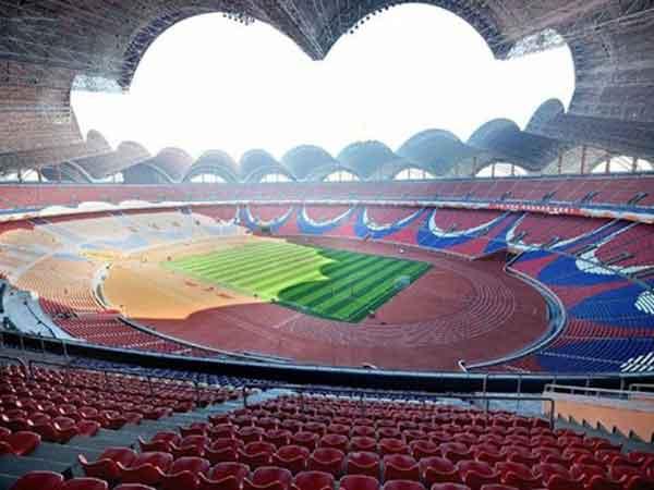 Rungrado May Day – sân bóng đá lớn nhất thế giới