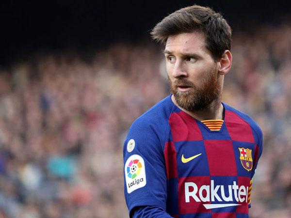Vua phá lưới La Liga Lionel Messi