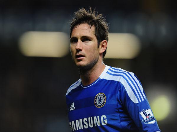 Huyền thoại bóng đá người Anh - Frank Lampard