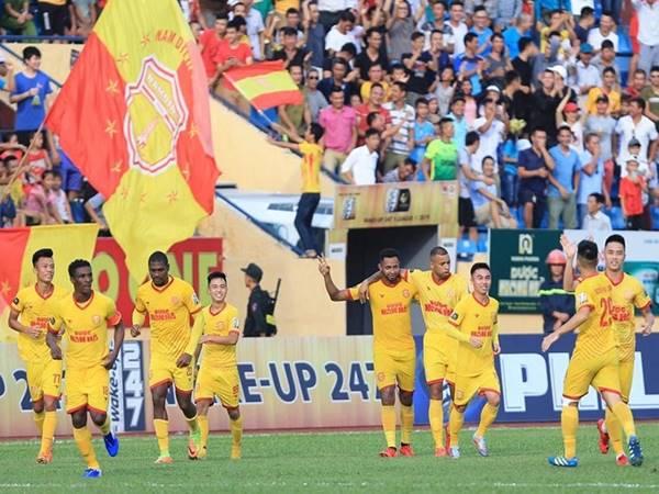 Tiểu sử câu lạc bộ bóng đá Nam Định - Đội bóng Thành Nam